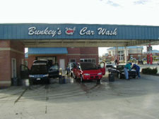 Bunkeys car wash the best full service car wash detail shop in cary at high house rd davis dr solutioingenieria Choice Image